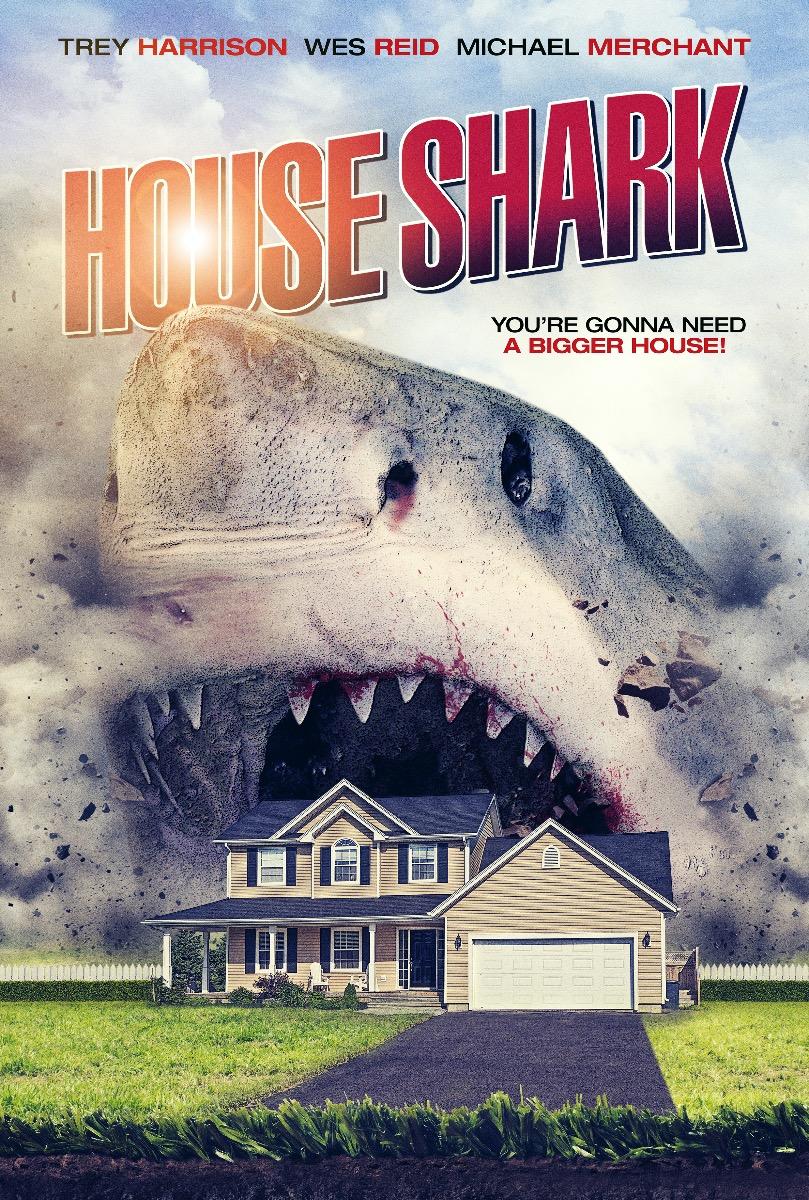 House Shark Movie Poster
