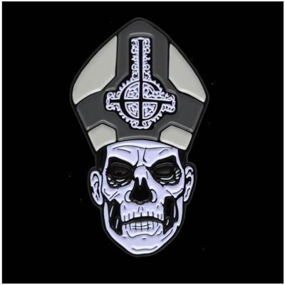 Ghost Papa 2 Enamel Pin
