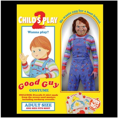 Deluxe Child's Play 2 Costume Adult