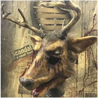 Deerslayer Mask
