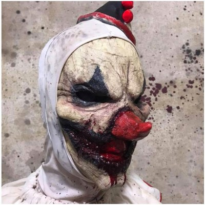 Deluxe Pepper the Clown Mask