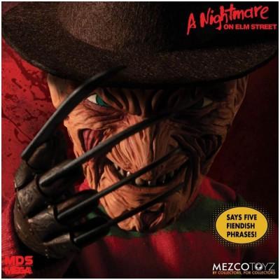 Mezco Mega Scale Talking Freddy Krueger