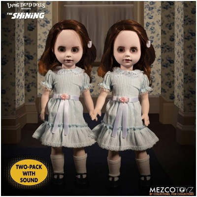 MEZCO Living Dead Dolls The Shining Twins