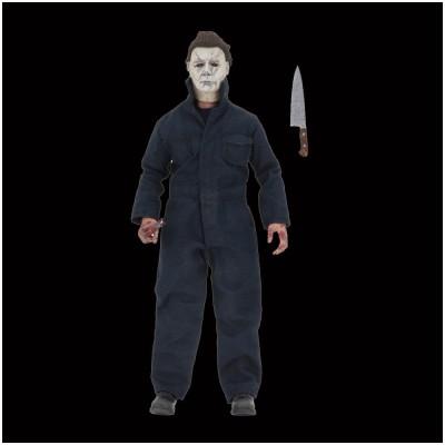 "Neca Halloween (2018) 8"" Clothed Michael Myers Figure"