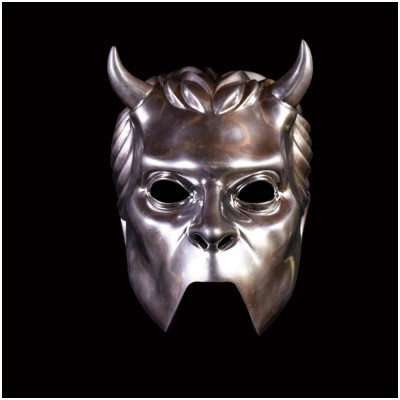 Ghost Chrome Nameless Ghoul Mask