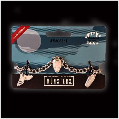 Licensed Universal Monsters Charm Bracelet