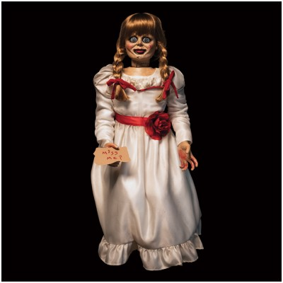 The Conjuring - Annabelle One to One Scale Doll