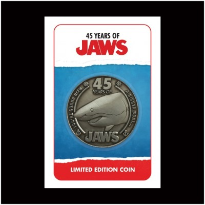 JAWS 45th Anniversary Coin
