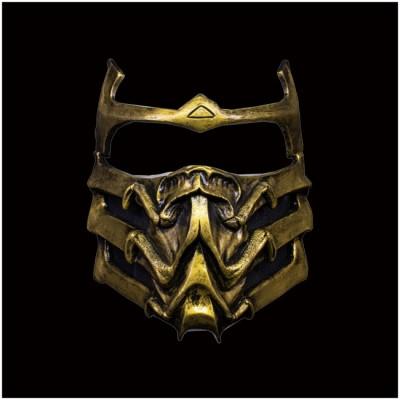 Mortal Kombat - Scorpion Mask