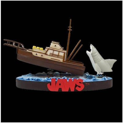 Jaws - Orca Attack Shakems Premium Motion Statue
