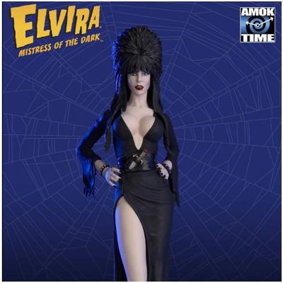 Monstarz Elvira Deluxe Action Figure