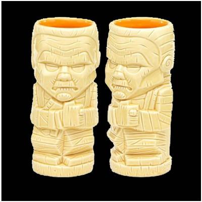 Universal Monsters The Mummy Geeki Tiki Mug