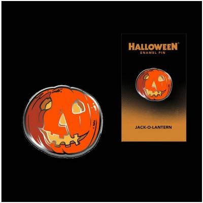 Official Halloween Jack O Lantern Pin