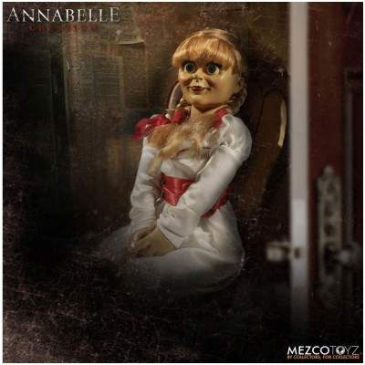 """MEZCO The Conjuring 18"""" Annabelle Creation Doll"""