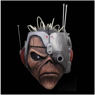 Iron Maiden Somewhere in Time Eddie Mask