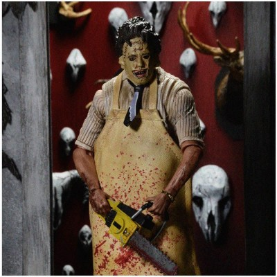 "NECA Texas Chainsaw Massacre Ultimate Leatherface 7"" Figure"