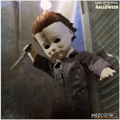 MEZCO Living Dead Dolls Halloween Michael Myers