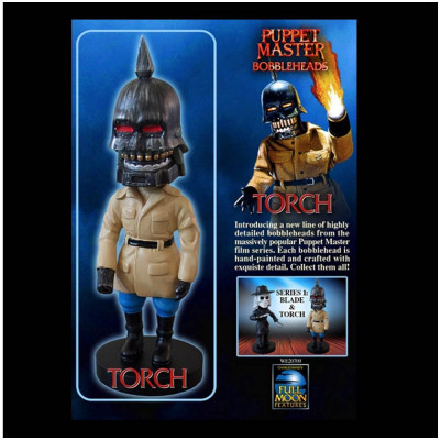 Puppet Master Torch Bobblehead