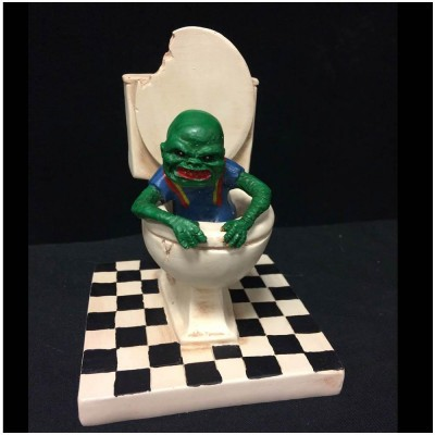 Ghoulies Poseable Resin Statue