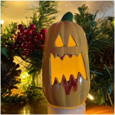 Ceramic Mini Pumpkin - Vlad