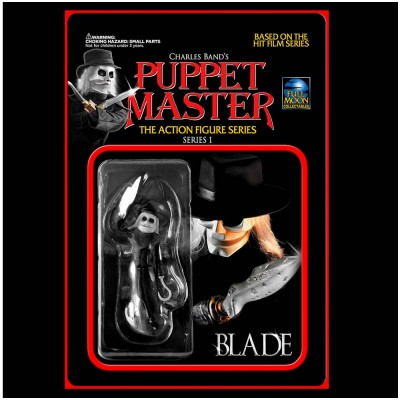 Puppet Master Mini Blade Action Figure