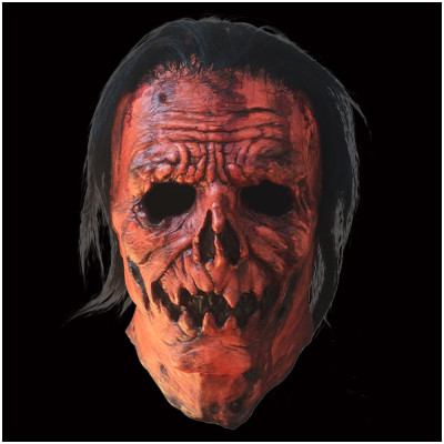 Candy Corn Jacob Mask