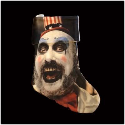 Horror Christmas Stocking - Captain Spaulding