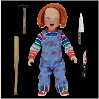 """NECA Chucky 8"""" Scale Clothed Action Figure"""