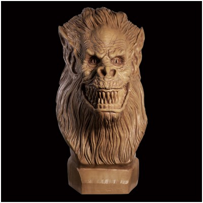Creepshow - Fluffy The Crate Beast Bust - PRE ORDER