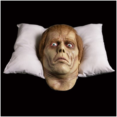 Dawn of the Dead - Roger Pillow Pal Prop