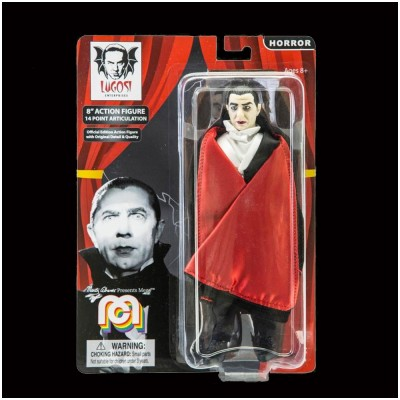 MEGO Dracula 8-Inch Retro Action Figure