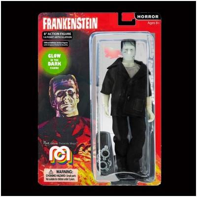 MEGO Frankenstein Glow in The Dark Horror 8-inch Action Figure