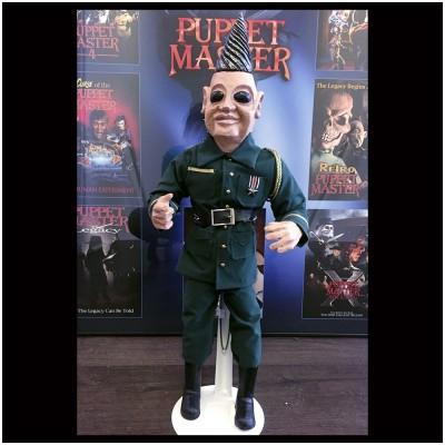 Puppet Master 1:1 Scale Replica -  TUNNELER - PRE ORDER