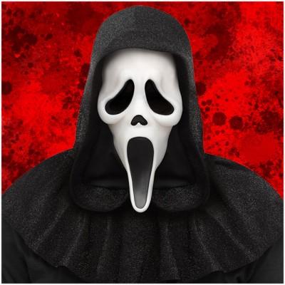Ghost Face 25th Anniversary Scream Movie Mask - PRE ORDER