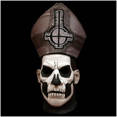 Deluxe Ghost Papa Emeritus 2 Mask