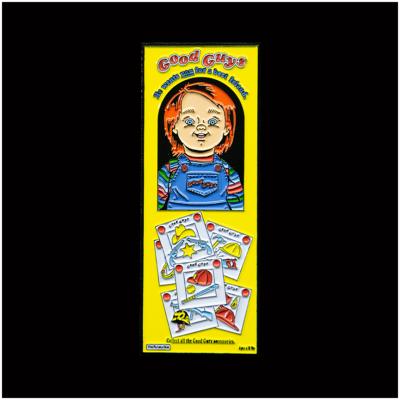 Child's Play 2 - Good Guy Box Pin