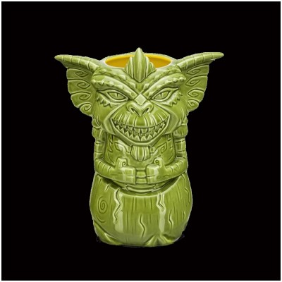 Geeki Tikis -Gremlins Stripe Tiki Mug