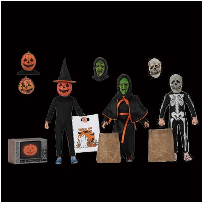 NECA Halloween 3: Season of the Witch Scale Clothed Action Figure Set