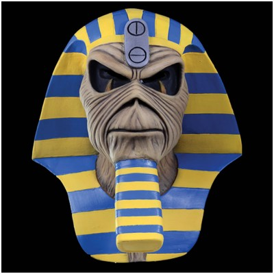 Iron Maiden Eddie Powerslave Cover Mask