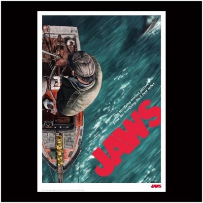 JAWS Limited Edition Orca Print