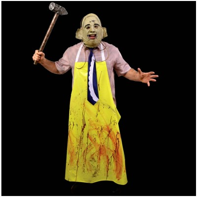 Texas Chainsaw Massacre Leatherface Costume STANDARD