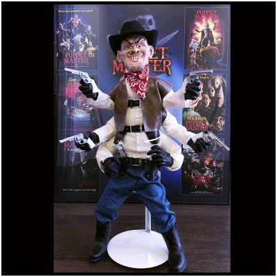 Puppet Master 1:1 Scale Replica - SIX SHOOTER
