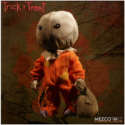 MEZCO Mega Scale Trick r Treat Sam