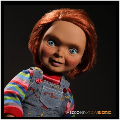"MEZCO 15"" Talking Good Guys Chucky Doll"