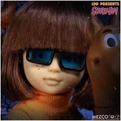 MEZCO Living Dead Dolls Scooby Doo Build-A-Figure: Velma