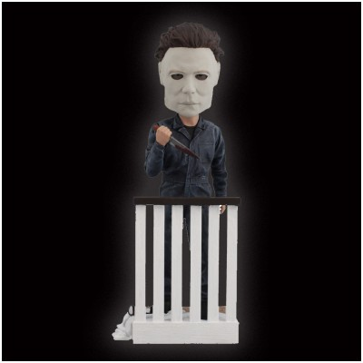 Royal Bobbles - Michael Myers Bobblehead
