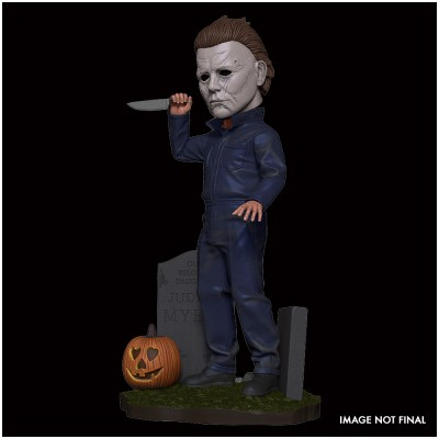 Neca Halloween (2018) Michael Myers Head Knocker