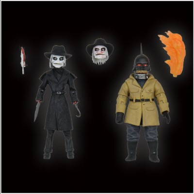NECA Puppet Master Ultimate Blade and Torch 2 pack - PRE ORDER
