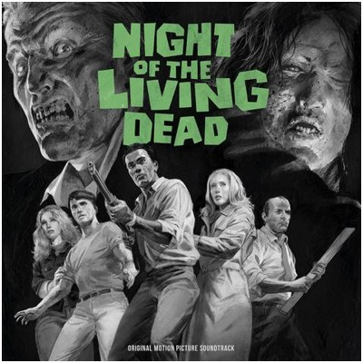 Waxwork Records Night of the Living Dead