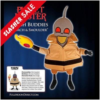 Puppet Master Torch Plush - SALE